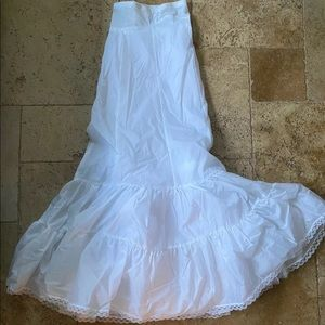 Wedding Dress Slip 2 Fit And Flair David's Bridal